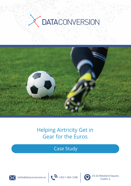 Dataconversion_SSE Airtricity Case Study
