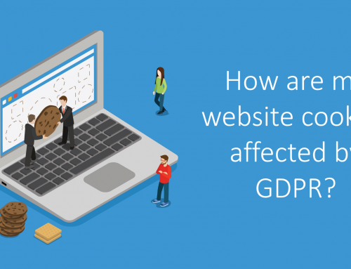 How GDPR might impact your website cookies?