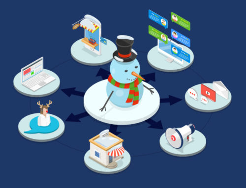 Integrating marketing campaigns over the holidays