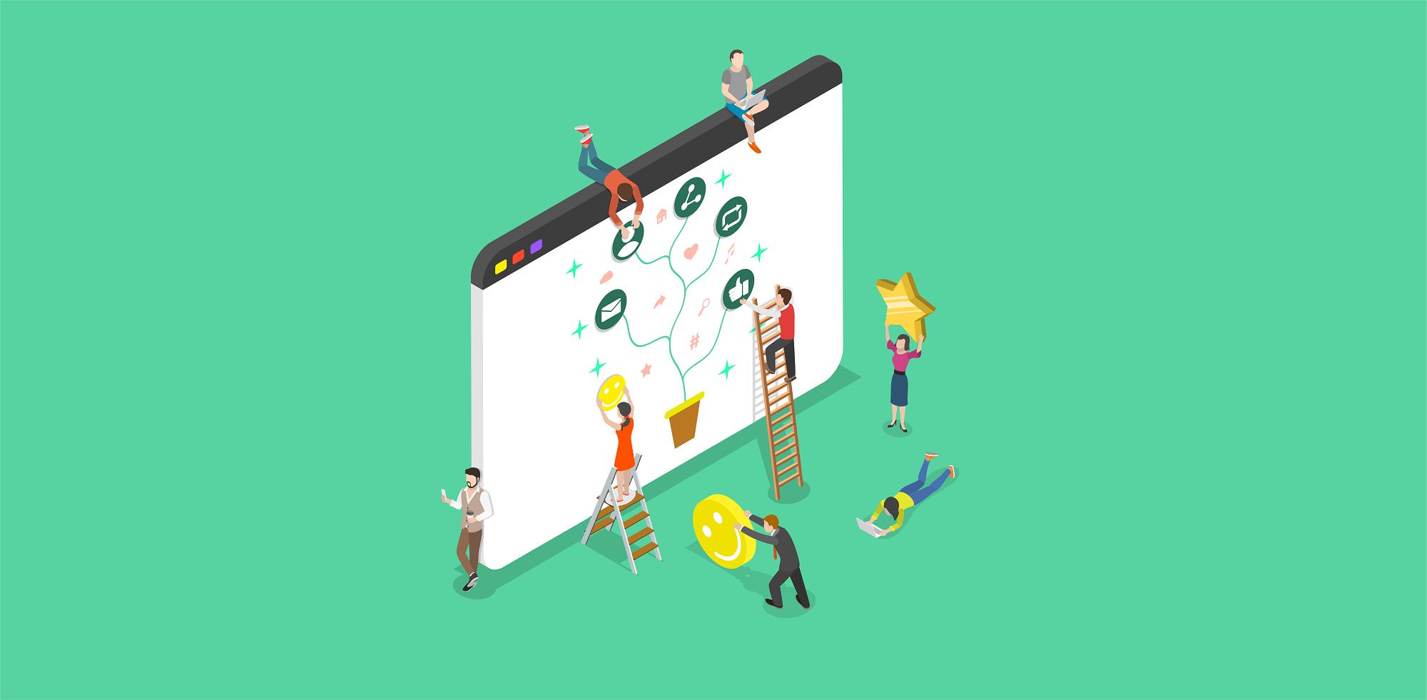 Customer Engagement & Social Media